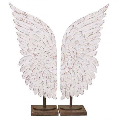 Duże ozdobne skrzydła Angelic