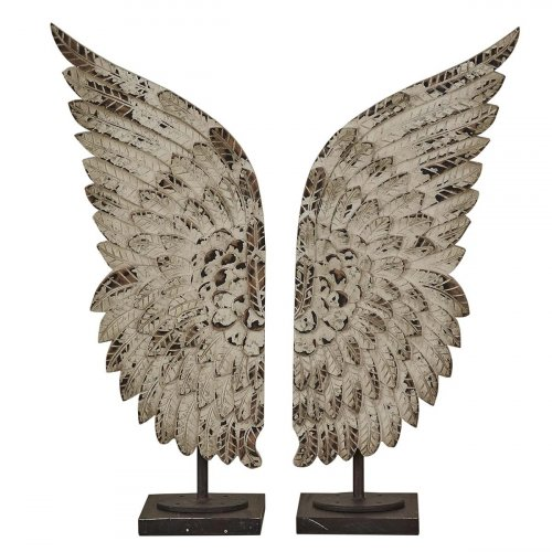 Małe ozdobne skrzydła Angelic