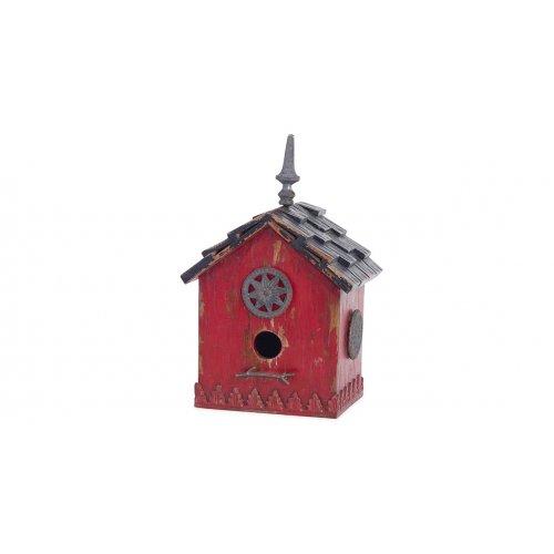 Domek dla ptaków wersja D