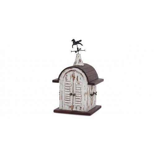Domek dla ptaków, wersja C