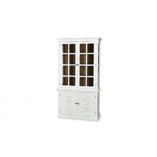 2 Door Cottage Cabinet w/...