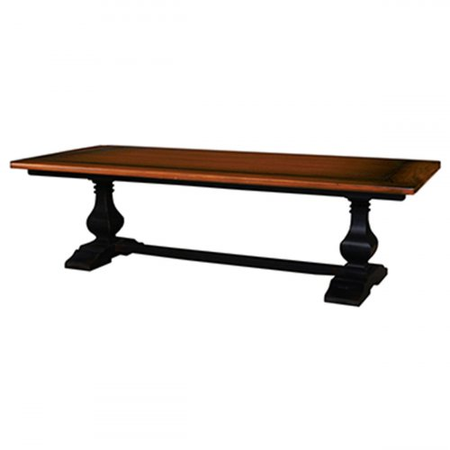 Trestle Dining Table 9'