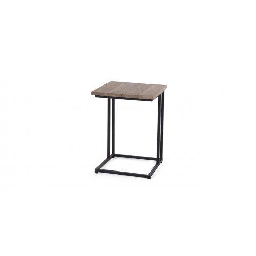 Duży wsuwany stolik Tray