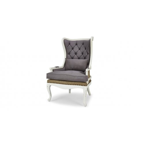 Brittany Wing Chair w/...