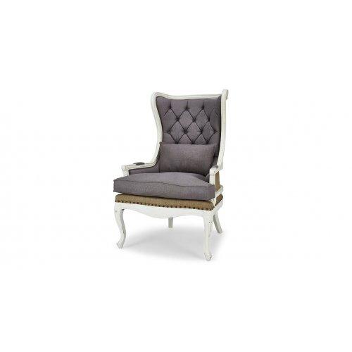 Fotel pikowany Brittany