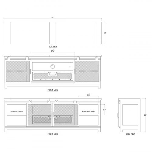 Regent Sideboard