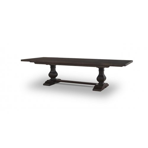 Trestle Extending Table