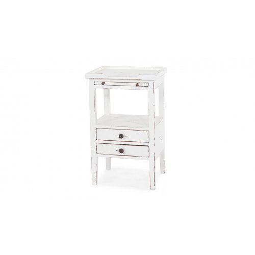 Eton 2 Drawer Side Table w/...