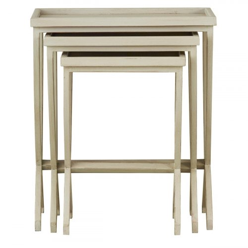Wishbone Nesting Tables
