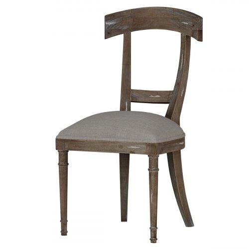Krzesło Hoxton z tapicerką...