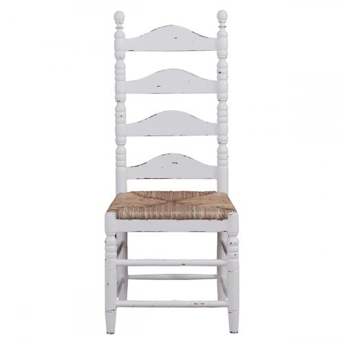 New England ladder back chair