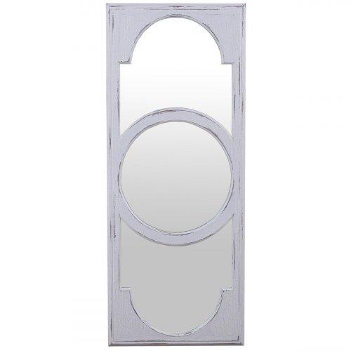 Dorchester Pier mirror