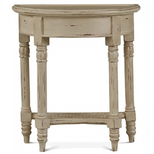 Montego Demi-lune Side Table