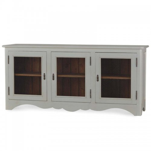 Farmhouse 3 Door Side Board...