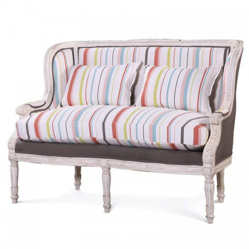 Sofa French Wing