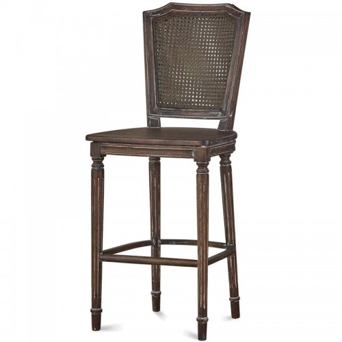 Isabella Barstool w/ Wooden...