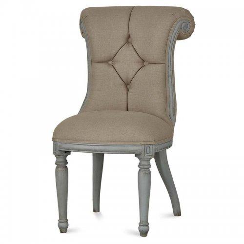 Krzesło tapicerowane Cherie