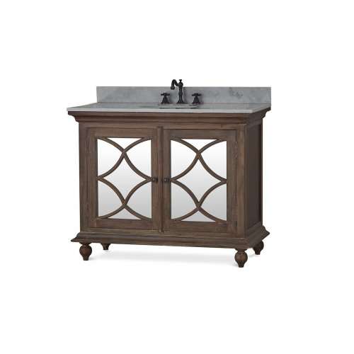 Hamilton Single Vanity Larger