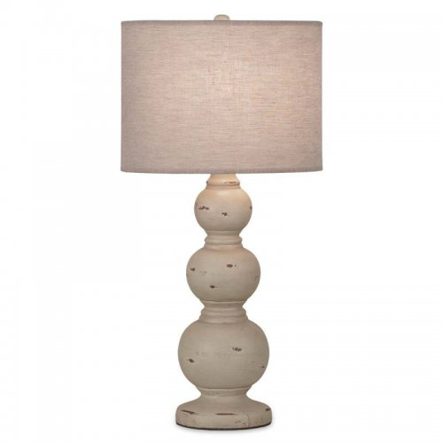 Boules Lamp Base w/ Shade...