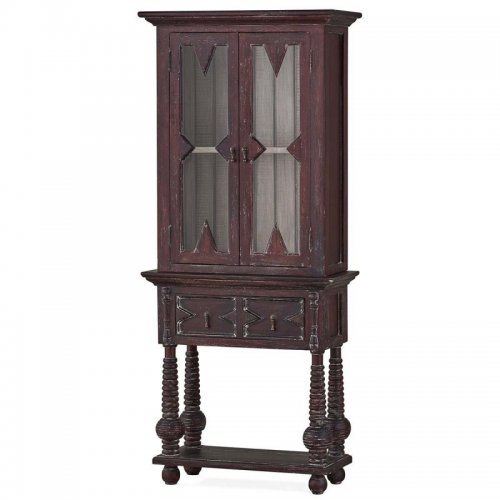 Small Display Cabinet on Stand