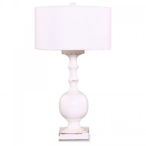 Big Candle Lamp w/ Shade