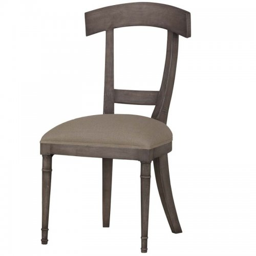 Hoxton Chair w/ Upholstered...