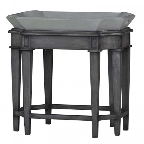 Shoreditch End Table w/...