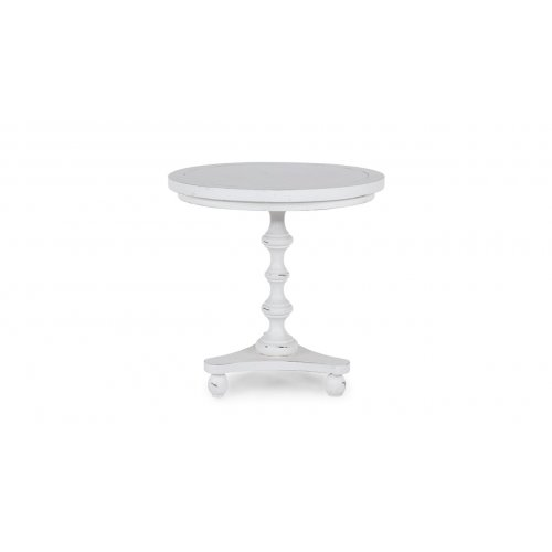 Okrągły stolik Larger
