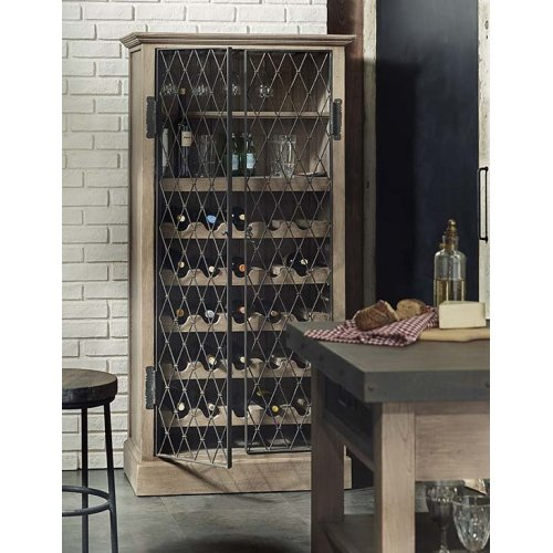 copy of Sonoma Wine Cabinet