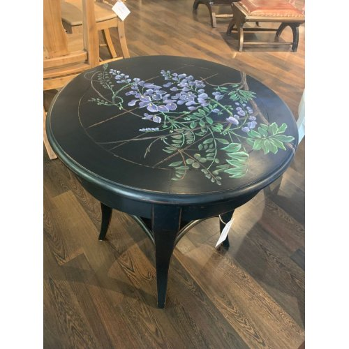 Bradley Round Side Table