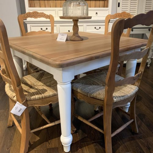 "Farmhouse 42"" Square Dining..."