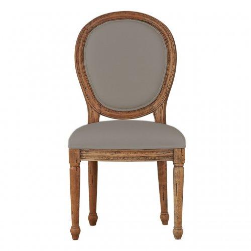 Krzesło tapicerowane Tulip