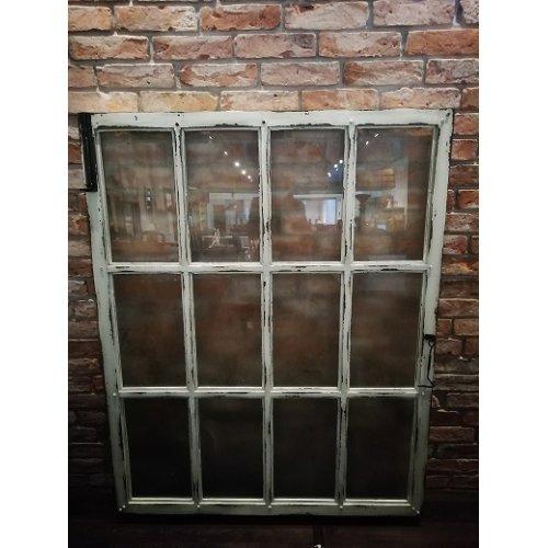 Okno Italian z postarzanym...