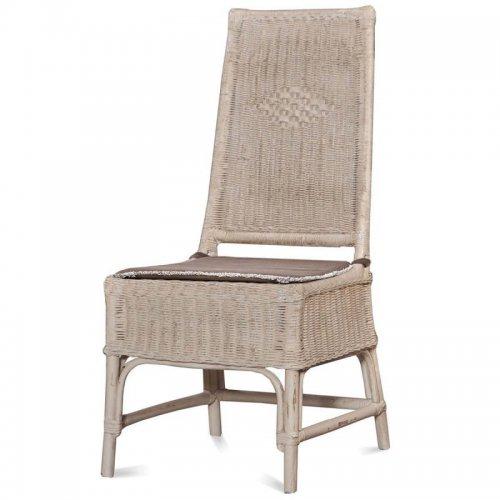 Krzesło rattanowe...