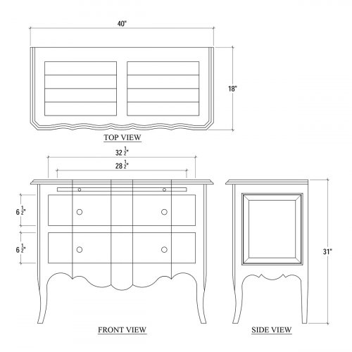 Homestead 2 Seater Bench w/...
